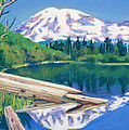 Dorothy Jenson - Rainier Reflections