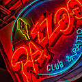Kathleen K Parker - Razzoo Club and Patio on...