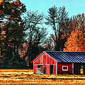 CarolLMiller Photography - Red Barn