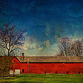 Pamela Phelps - Red Barn Hurley NY