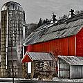 Patsy Zedar - Red Barn No. 1