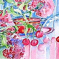 Trudi Doyle - Red Cherries and Sweet...