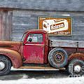 David Arment - Red Ford Pickup For Sale