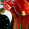 Lil Taylor - Red Lily SOLD