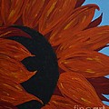 Lisa  Telquist - Red Sunflower