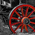 Jack Zulli - Red Wagon Wheel