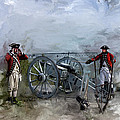 Evie Carrier - Redcoats at the Mackinac...