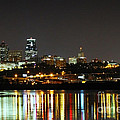 Catherine Sherman - Reflections at Kaw Point...