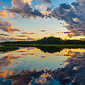 Ismo Raisanen - Reflections on the Water