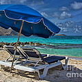 Ken Johnson - Relaxing in St Maarten