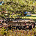 Bob and Nadine Johnston - Retired Wagon at...