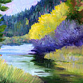 Nancy Merkle - River Color