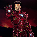 Paul  Meijering - Robert Downey Jr. as...