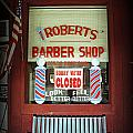 Laurie Perry - Roberts Barber Shop