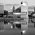 Frozen in Time Fine Art Photography - Rock Hall Black and White