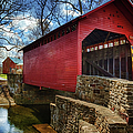 Joan Carroll - Roddy Road Covered Bridge