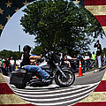 Gallery Three - Rolling Thunder Salute