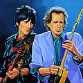Paul Meijering - Ron Wood and Keith...