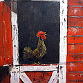 Lee Piper - Rooster In Window