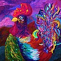 Eloise Schneider - Rooster on the Horizon
