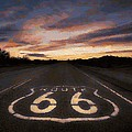 Woolman Brothers - Route 66 Sunset