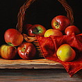 Dan Petrov - Rubens Apples