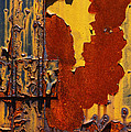 Jack Zulli - Rust Abstract