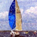 Kathleen Struckle - Sailboat