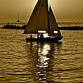 Robert Harmon - Sailing in Sepia