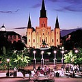 Allen Beatty - Saint Louis Cathedral...