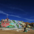 Laurie Search - Salvation Mountain