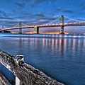 Scott Norris - San Francisco Bay Bridge...