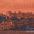 Stephen Lawrence Mitchell - San Francisco skyline...