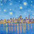 Dominique Amendola - San Francisco starry...