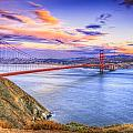 The  Vault - Jennifer Rondinelli Reilly - San Francisco Sunset and...