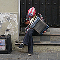 Richard Reeve - San Juan Accordion Player