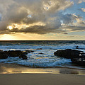 Brian Harig - Sandy Beach Sunrise 4 -...