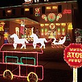 Thomas Woolworth - Santa Stop Here Sign 02