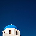 Bjoern Kindler - Santorini Blue Domed...
