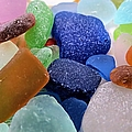 Janice Drew - Sea Glass of Many Colors