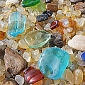 Baslee Troutman Coastal Art Prints - Seaglass Art Prints...