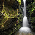 Anthony Davey - Secret Falls - Mt...