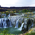 Photography Moments - Sandi - Shoshone Falls -...