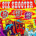 Art Block Collections - Six Shooter