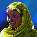 Anthony Mwangi - Smiling lady
