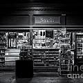 Jerry Fornarotto - Snack Shop bw