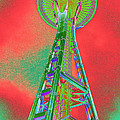 Richard Henne - Space Needle on Acid