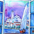 Trudi Doyle - Spanish Window in...