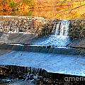 Christy Phillips - Spillway Waterfall
