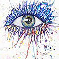 Kiki Art - Splash Eye 1